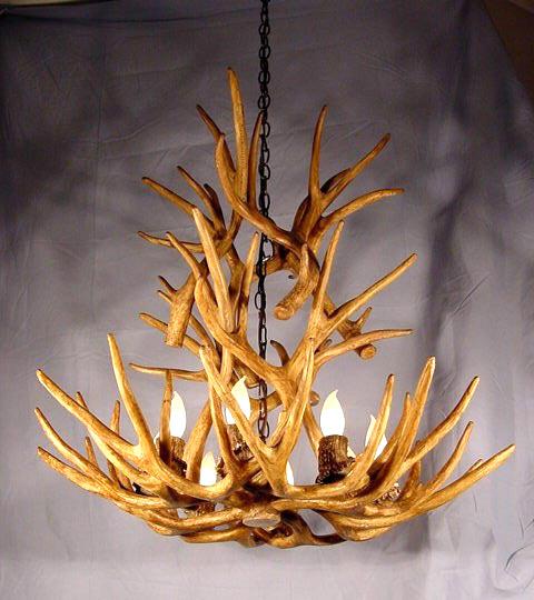 Antler chandeliers deer antler chandelier antler chandelier reproduction antler chandelier mozeypictures Choice Image
