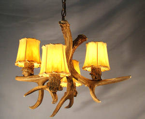 Nevada Real Antler Chandelier Special