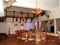 Elk/Fallow/Mule Deer Dining Room/Pool Table Chandelier with optional downlights