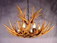 Reproduction Antler Chandeliers